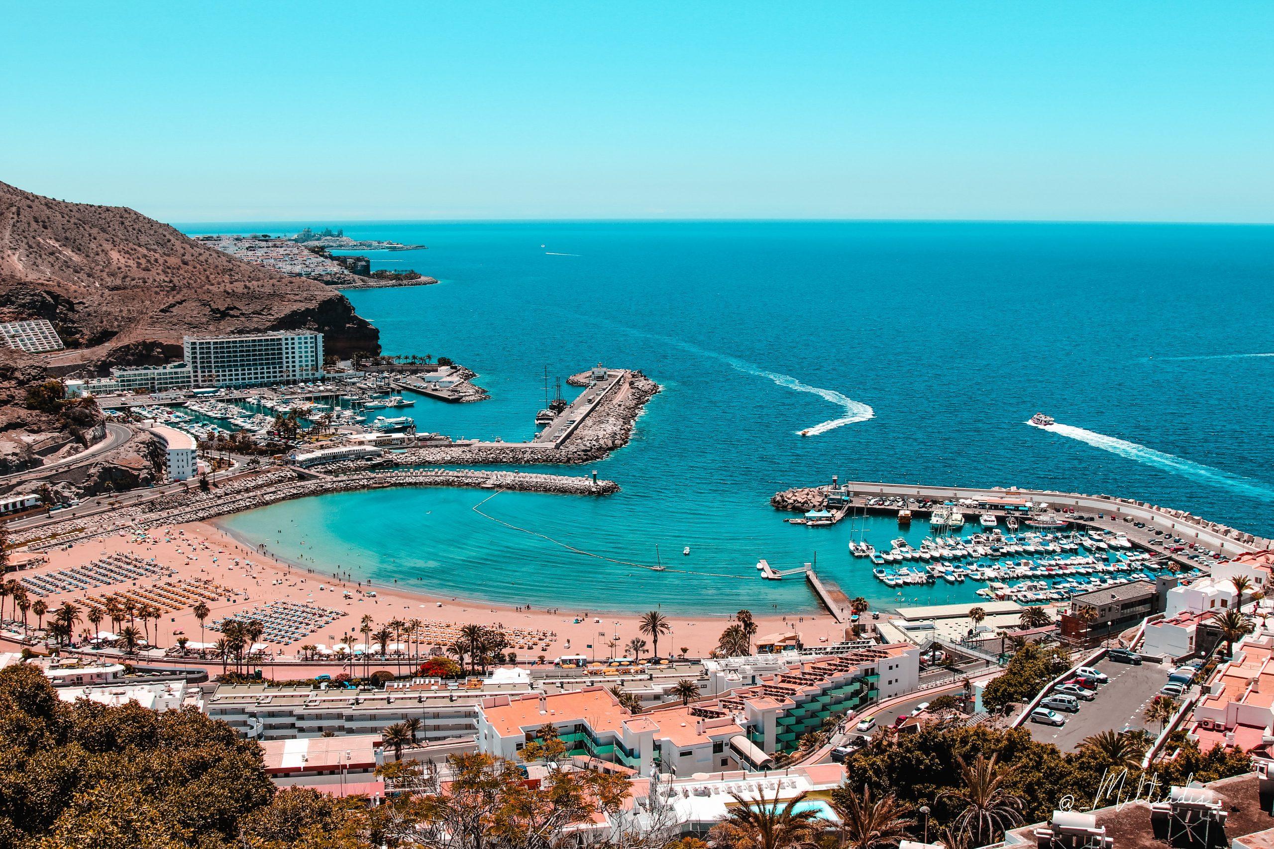 Gran Canaria Hiszpania