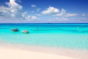 Hiszpania morze plaża