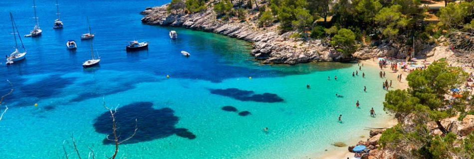 Najlepsze plaże w Hiszpanii