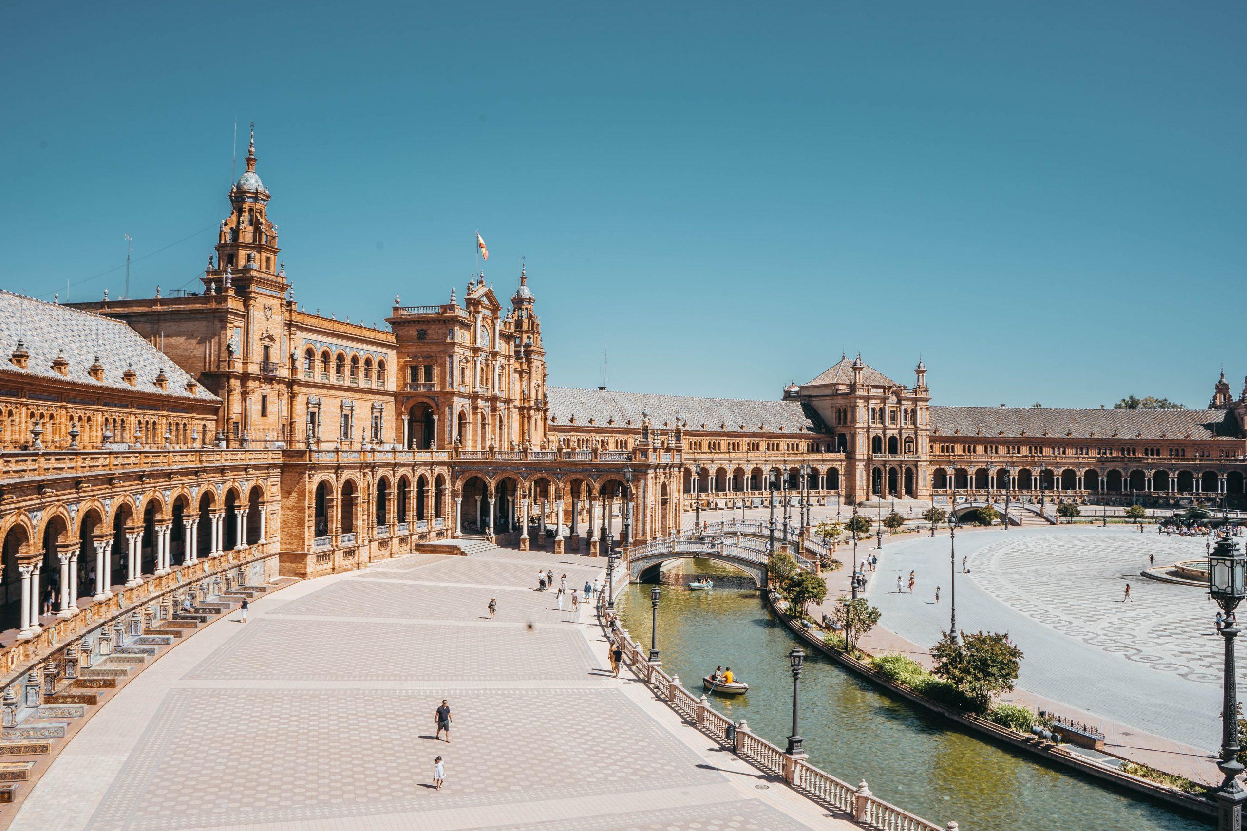 Hotele w Sewill Hiszpania